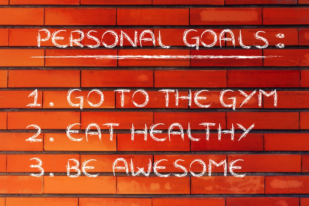 Personal training and nutrition summarosed: work out, eat healthy and be awesome