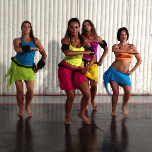 Hot new fitness trend – Hot hula