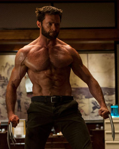 Hugh Jackman used a personal trainer to get in shape