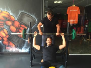 Superfood, surfing, and single-leg squats