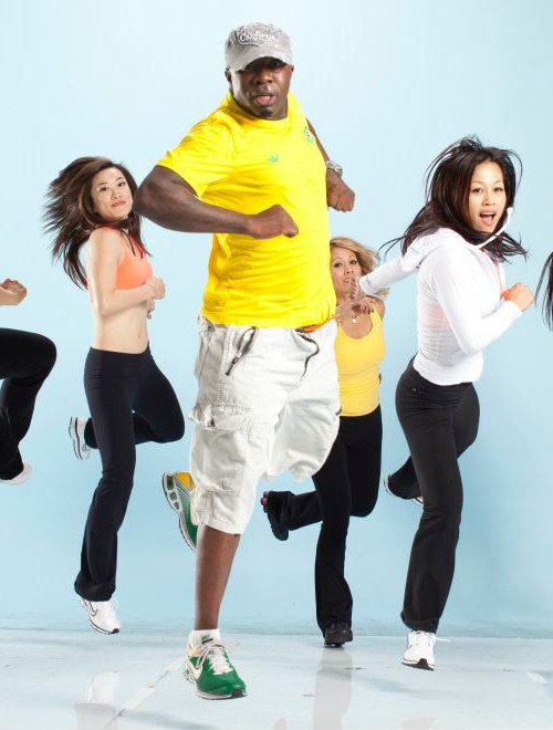 The fitness dance class brought to you by the letter B – Bokwa