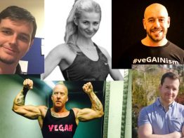 Vegetarian and Vegan Personal Trainers in London and the UK